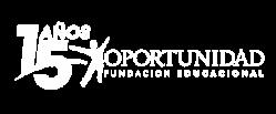 Libro fundación oportunidad